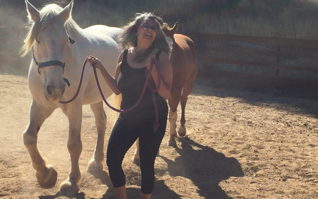 Christine Blasey Ford, Horses, and Healing